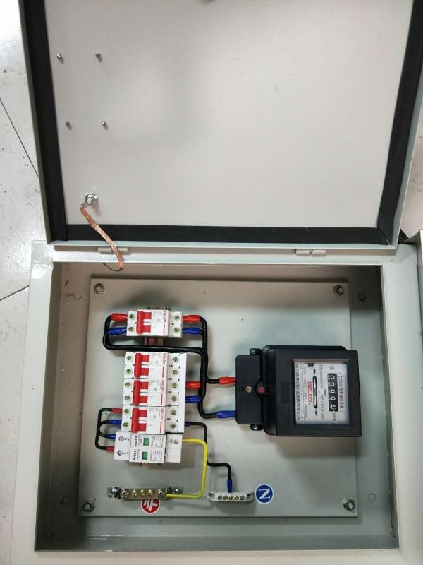 平顶山一户电表箱